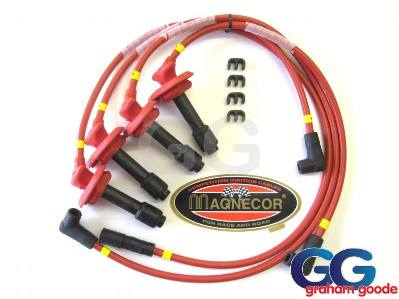 Impreza Version 5/6 Magnecor Ignition HT Leads KV85 Classic EJ20 97-01 GGS2074 45252